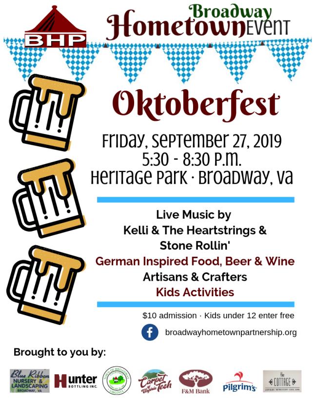Broadway Oktoberfest 9.27.19